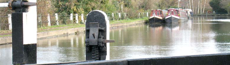 Grand Union Canal in Rickmansworth